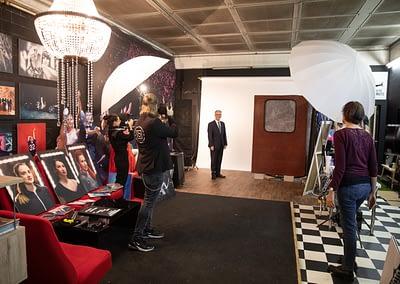 Making-Of Conseil d'Etat Fribourg 2020 Shoot by STEMUTZ, bluefactory, 18.11.2019