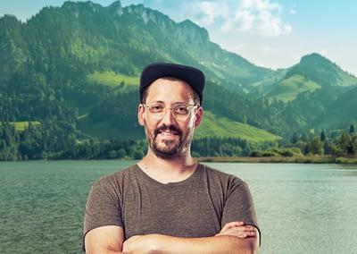 Frank Bongni ... Team Schwarzsee Lac Noir Festival by STEMUTZ, 01.06.2021