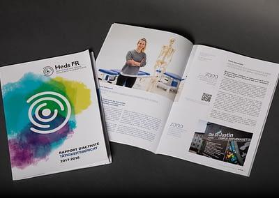 HEDS Haute école de santé Publications by STEMUTZ