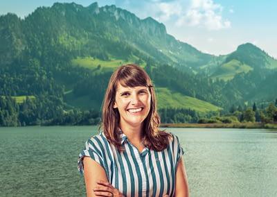 Petra Hauser ... Team Schwarzsee Lac Noir Festival by STEMUTZ, 01.06.2021