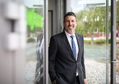 CEO Frédéric Riva ... WAGO Corporate Shoot, Domdidier, 01.05.2018
