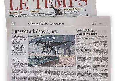 JURASSICA Photo, LE TEMPS © STEMUTZ.COM
