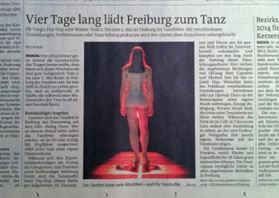 Dance Expo Photo, FREIBURGER NACHRICHTEN © STEMUTZ.COM