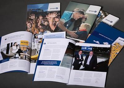 Groupe E Publications by STEMUTZ
