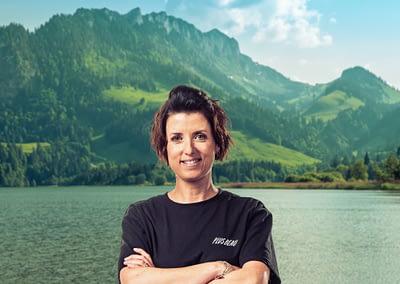 Caroline Piccot ... Team Schwarzsee Lac Noir Festival by STEMUTZ, 01.06.2021