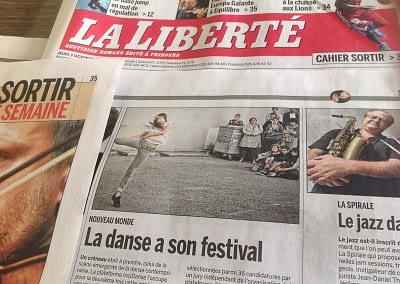 InciDanse Photo, LA LIBERTE © STEMUTZ.COM