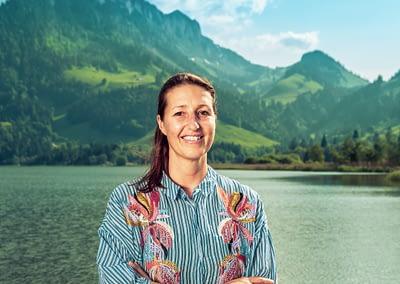 Jeannette Riesen ... Team Schwarzsee Lac Noir Festival by STEMUTZ, 01.06.2021