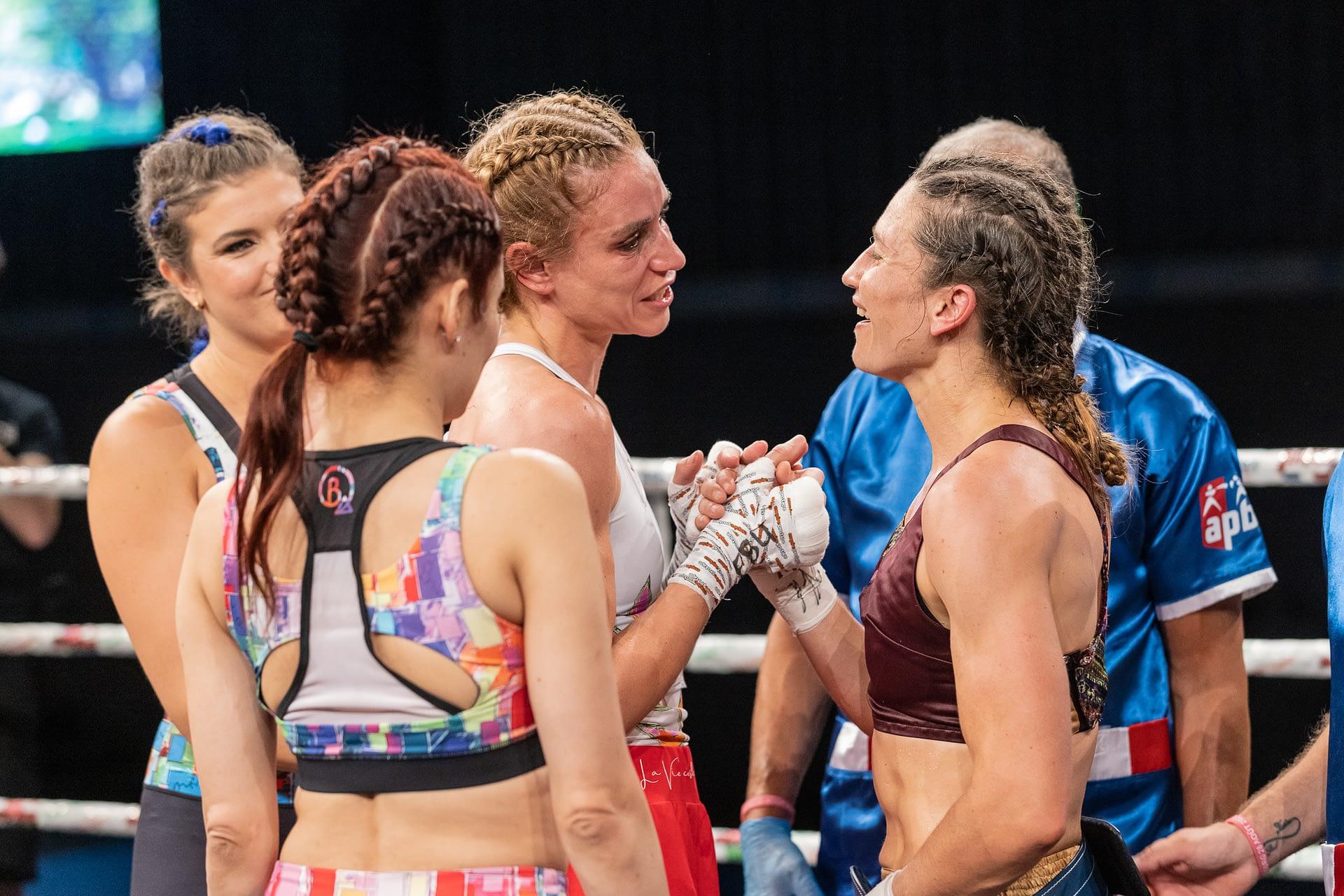 Boxing Gala - Olivia Boa vs. Oshin Derieuw by STEMUTZ, 28.08.2021