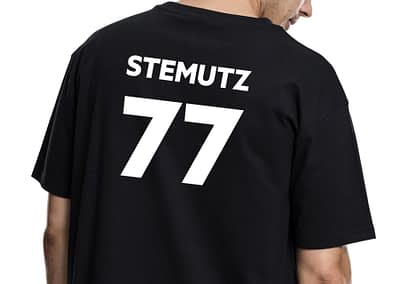 STEMUTZ merchandising workwear t-shirt