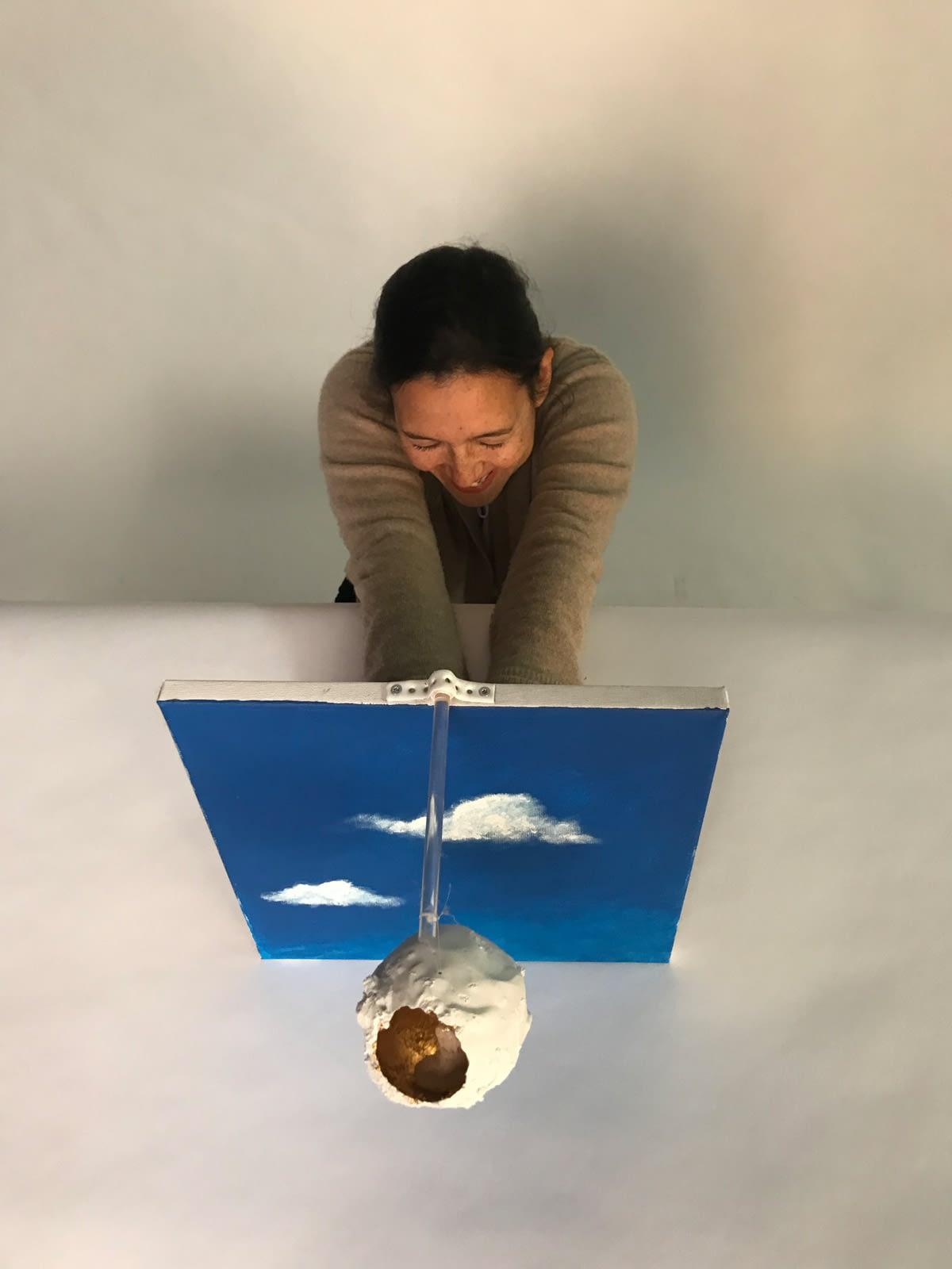 Making-Of ... JDO - Julia Drenhaus Omori by STEMUTZ, bluefactory, 17.10.2018