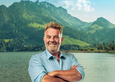 Gerhard Steiner ... Team Schwarzsee Lac Noir Festival by STEMUTZ, 01.06.2021