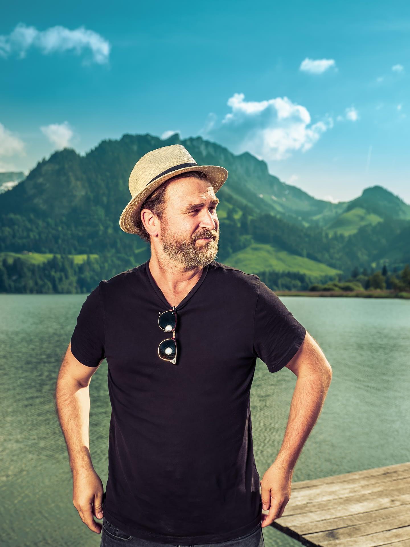Pascal Vonlanthen alias Gustav Schwarzsee Lac Noir Festival by STEMUTZ, 01.06.2021