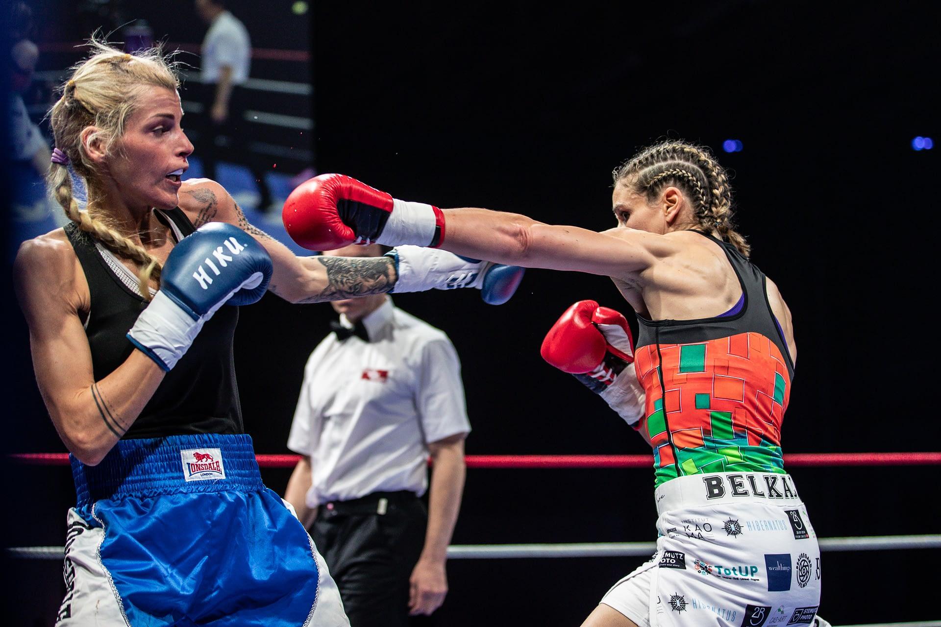 Olivia BOA Boudouma vs. Bianka Majlath by STEMUTZ, Forum Fribourg, 14.12.2019
