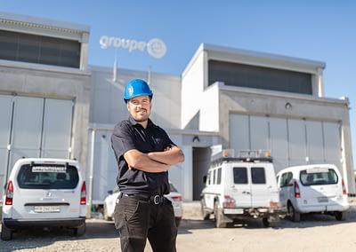 Michael Schuwey chantier Bulle Groupe E by STEMUTZ, 09.09.2020