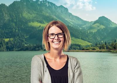 Melanie Schmutz ... Team Schwarzsee Lac Noir Festival by STEMUTZ, 01.06.2021