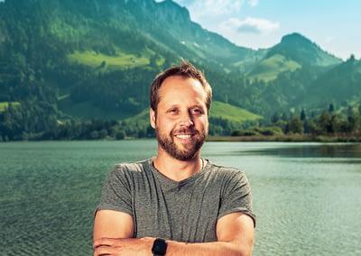 Philippe Raemy ... Team Schwarzsee Lac Noir Festival by STEMUTZ, 01.06.2021