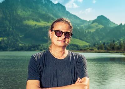 Philippe Phibe Cornu ... Team Schwarzsee Lac Noir Festival by STEMUTZ, 01.06.2021