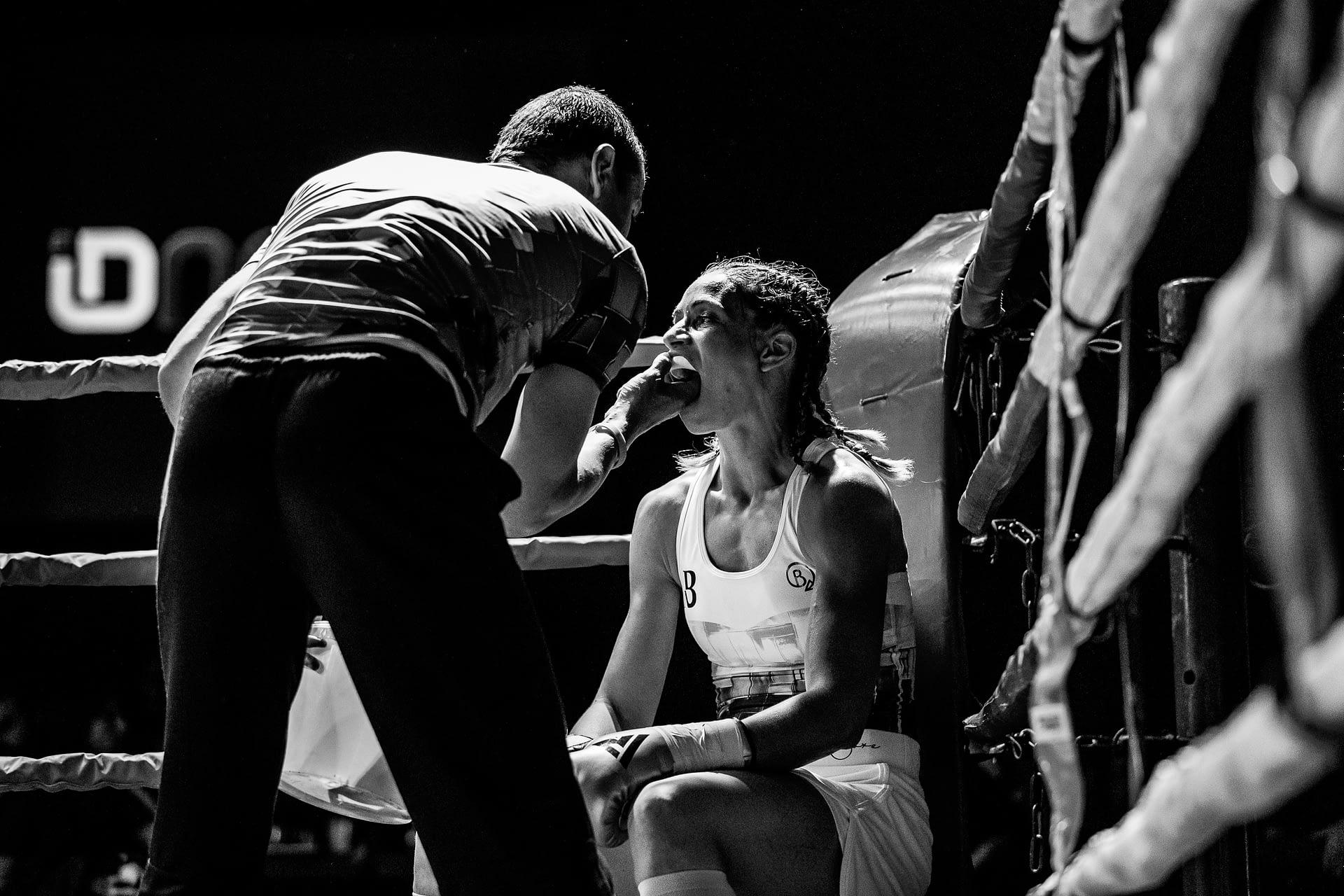 Olivia (Boa) Boudouma vs. Aleksandra Vujovic by STEMUTZ, La Prillaz, 2019